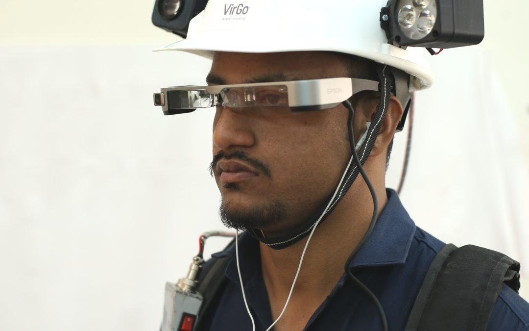 SmartGlasses, Ahoy!